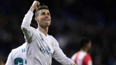 Real Madrid 6-3 Girona