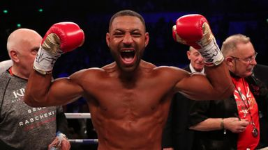 Brook: I would destroy Spence Jr