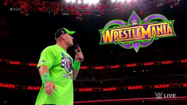 Cena wants The Undertaker return