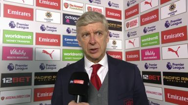 Wenger: It's an important win