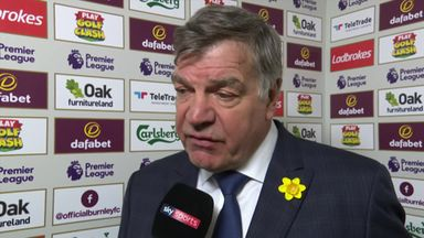 Allardyce: We handed Burnley a win
