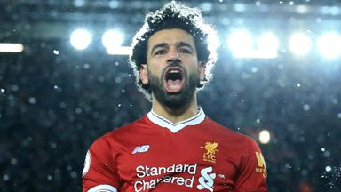 Klopp: Salah on way to Messi level