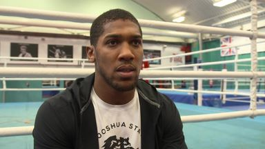 AJ warns off Wilder