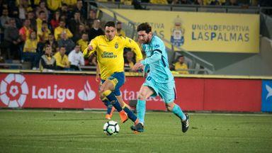 Las Palmas 1-1 Barcelona
