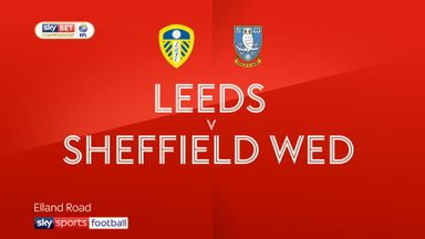 Leeds 1-2 Sheffield Wednesday