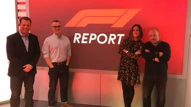 F1 Report - Development Special