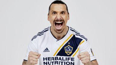 Jose: Zlatan great for US football
