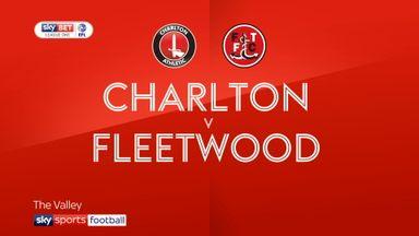 Charlton 0-0 Fleetwood