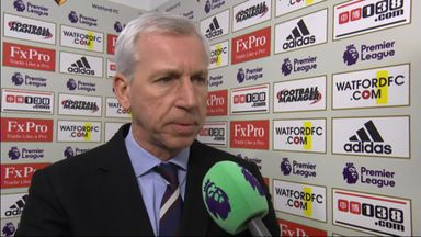 Pardew: Defeat the story of our season