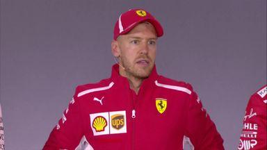 Vettel: We got lucky