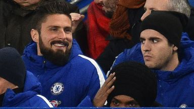 Wise: Conte subs disappointing