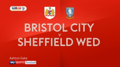Bristol City 4-0 Sheffield Wed