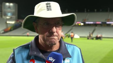 Bayliss: Our batting was extremely poor