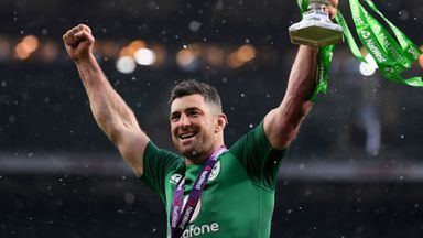 Kearney: Anything possible for Ireland