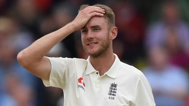 'End of Broad? Not at all'