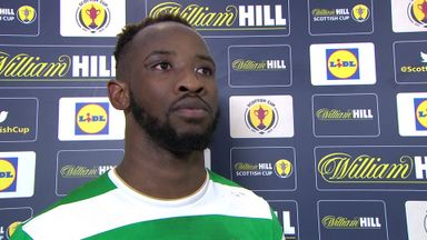 Dembele: Morton made it difficult