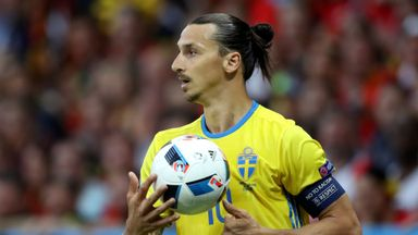 Zlatan not ruling out World Cup