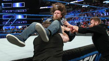 Owens & Zayn attack Bryan!