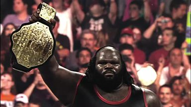 Mark Henry joins Hall of Fame