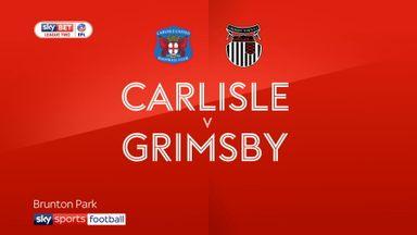 Carlisle 2-0 Grimsby