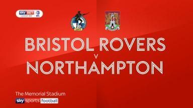 Bristol Rovers 1-1 Northampton
