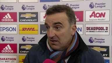 Carvalhal pleased with second half