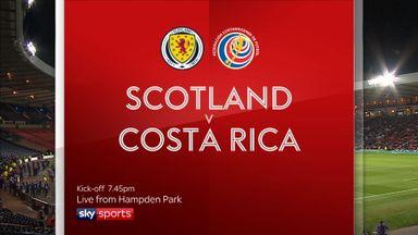 Scotland 0-1 Costa Rica