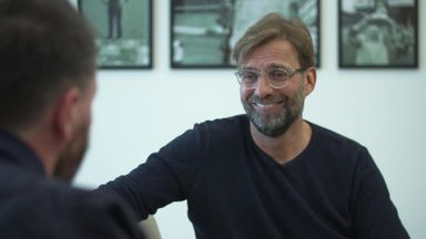 My First: Jurgen Klopp