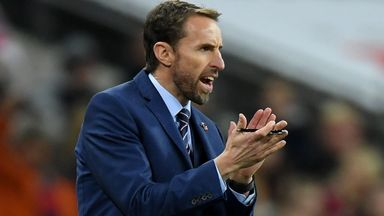Southgate: WC decision out of my control