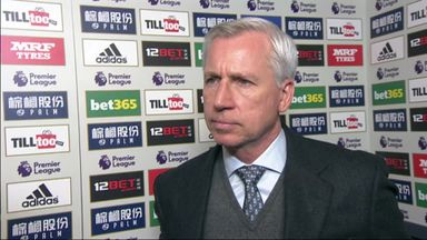 Pardew: We didn't fight till the end