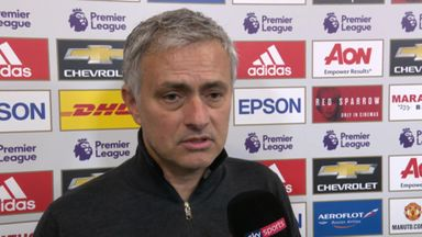 Mourinho: We were in control