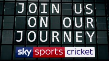 Cricket on Sky in 2018