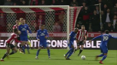 Bamba's brilliant finish