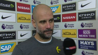 Guardiola: 'Perfect' performance
