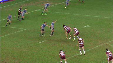 Wigan 48-10 Huddersfield