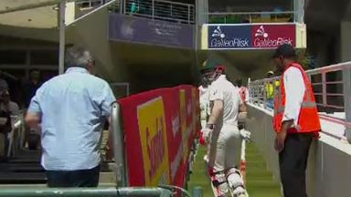 Fan stops dismissed Warner