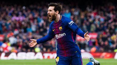 Barcelona 1-0 Atletico Madrid