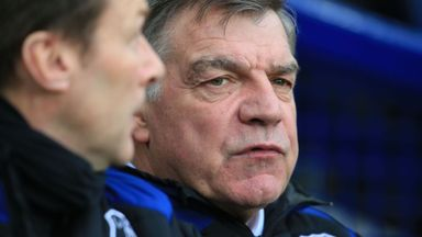 Allardyce dismisses exit talk