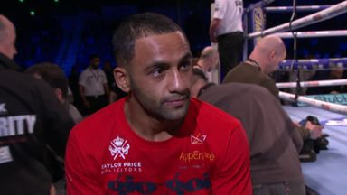 Galahad eager to face world champions