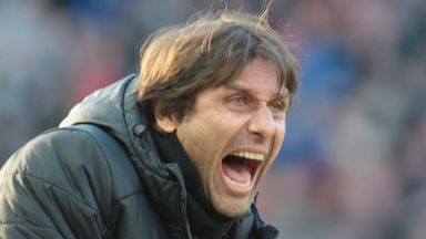 Conte: We must be prepared to suffer
