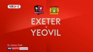 Exeter 0-0 Yeovil