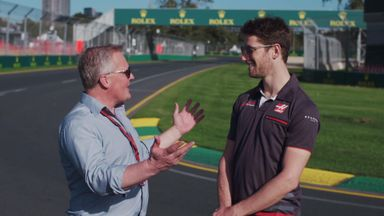 Grosjean's Track Guide: Australia