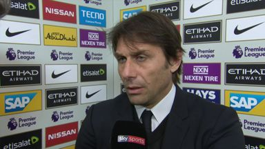 Conte defends tactics