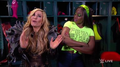 Naomi issues Fastlane challenge to Natalya