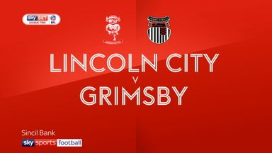 Lincoln 3-1 Grimsby