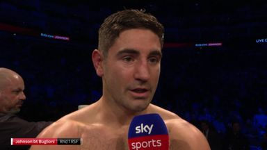 Buglioni open to Burton rematch