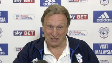 Warnock: We can't get carried away