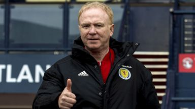 McLeish: Scotland need bravado back