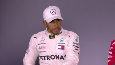 Hamilton reflects on defeat