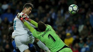 Real Madrid 3-1 Getafe